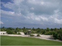 campos de golf cancun