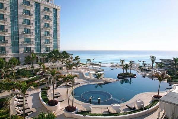 Hotel le meridien cancun resort and spa